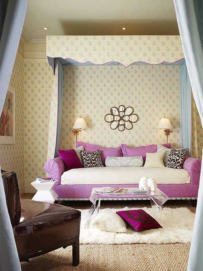7 fun and sophisticated bedroom styles for the teenage girl. Black Bedroom Furniture Sets. Home Design Ideas