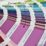 Radiant Orchid is Pantone's Color of 2014