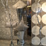 Neutrals and Greys Paired with Metallics At Every Turn at Las Vegas Market
