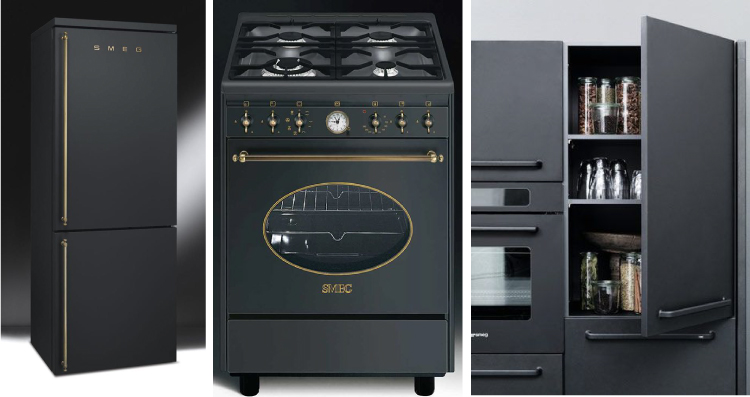 matte black and gold appliances b g pinterest