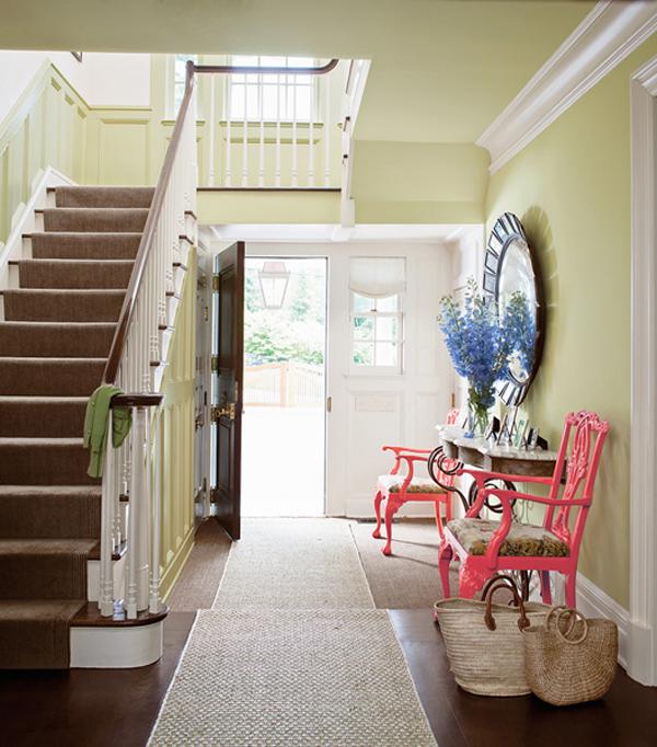benjamin moore color trends 2014 palette cozy stylish chic. Black Bedroom Furniture Sets. Home Design Ideas