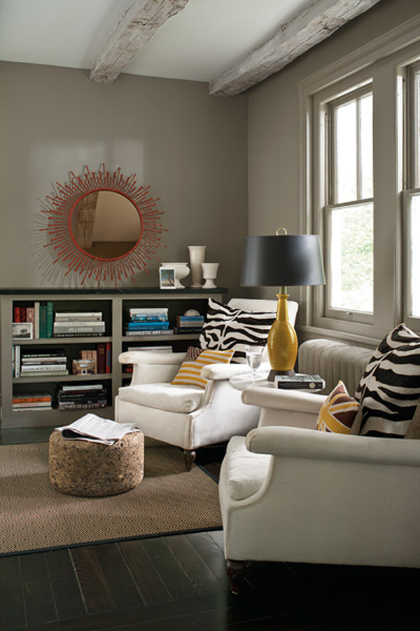 Benjamin Moore Color Trends 2014 Palette Cozy Stylish Chic