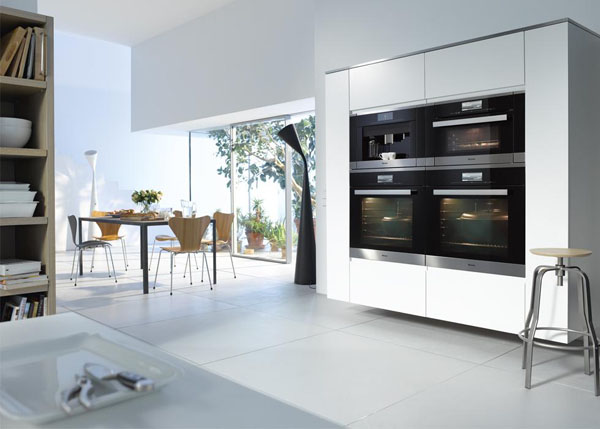 the generation 6000 miele combi steam oven in a new. Black Bedroom Furniture Sets. Home Design Ideas