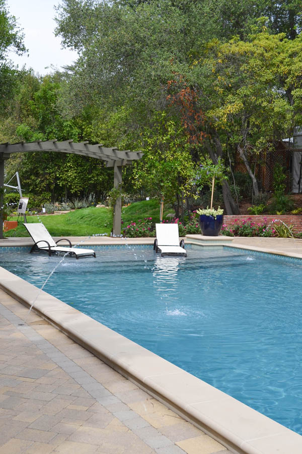 2014 Pasadena Showcase House-Pool by Pacific Outdoor Living