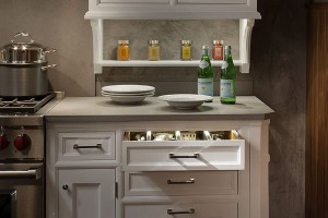 Luxury Cabinetry-Ruskin by Rutt Cabinetry