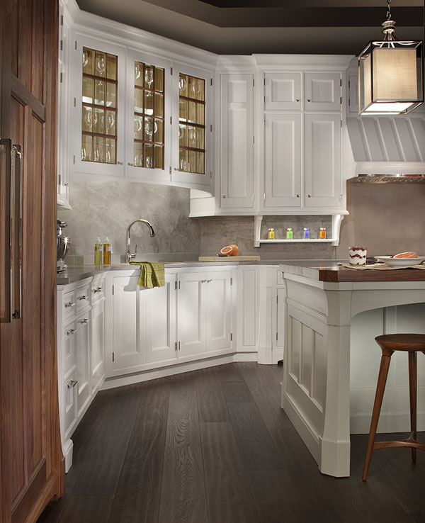 Luxury cabinetry - Ruskin by Rutt Cabinetry