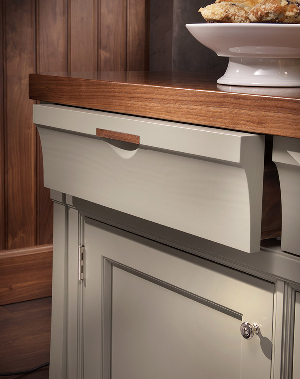Luxury cabinetry -Ruskin Cove Drawer