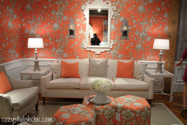 Thibaut-High Point Market Spring 2014 Recap