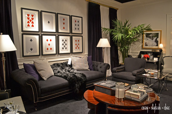 The Sophisticated Man Room CozyStylishChic