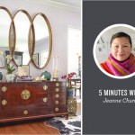 5 Minutes with Jeanne Chung Feature on Rue Magazine