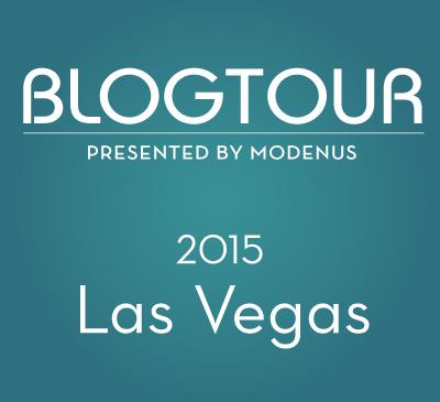 Blogtour Vegas 2015