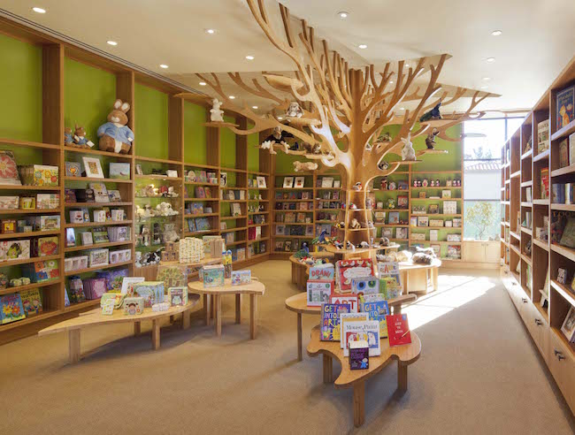 The Childrens Nook at The Huntington Store