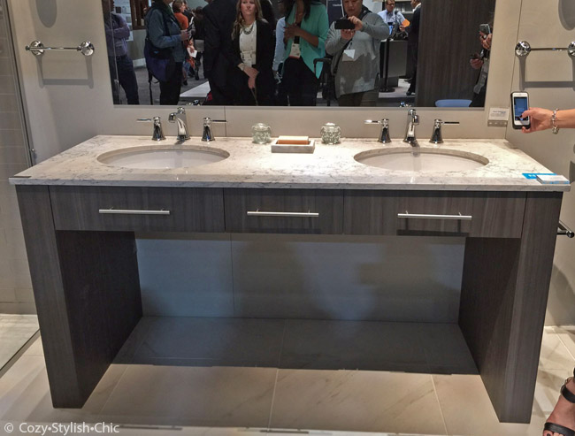 The 5 Top Kitchen And Bath Trends At KBIS 2015