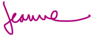 Jeanne signature