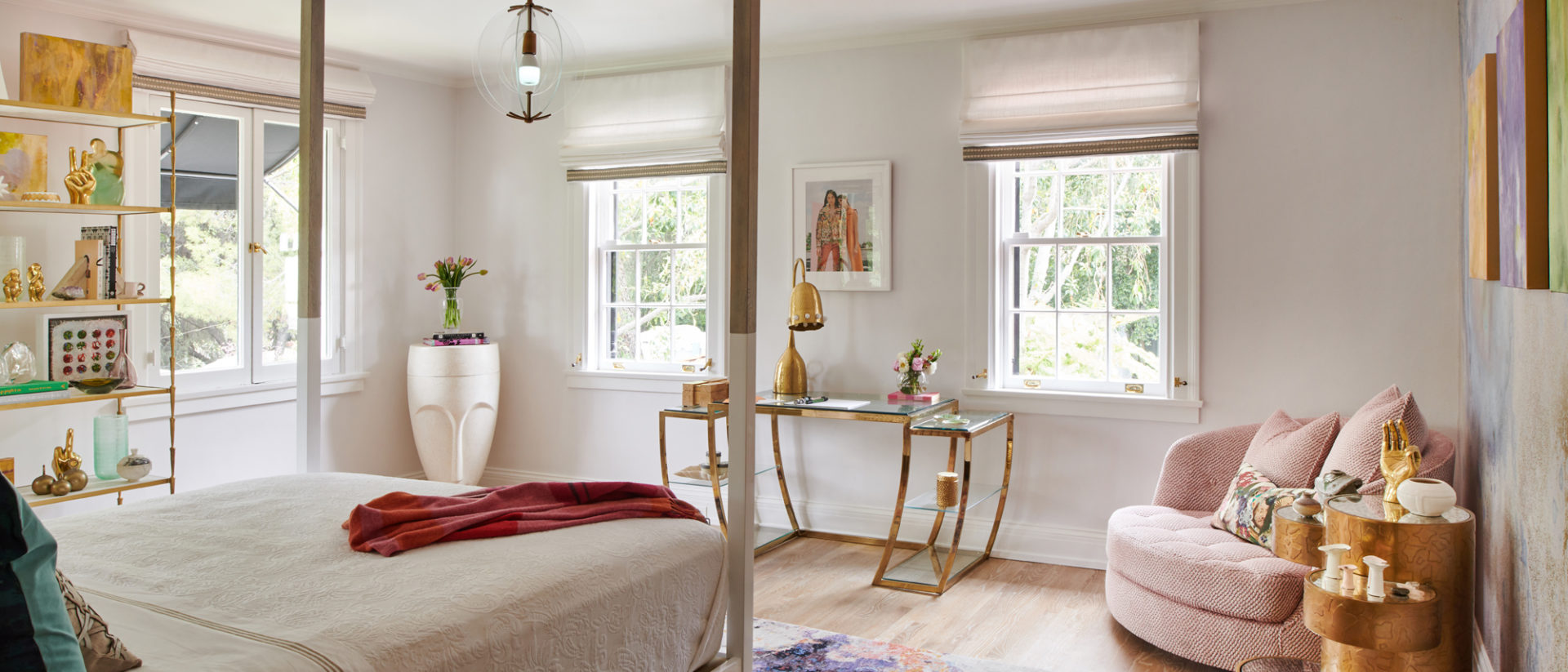 Cozy Stylish Chic - Old Pasadena Home Furnishings | Cozy ... on apartment living room interior design, black and white living room interior design, one room cabin interior design, one room apartment design,